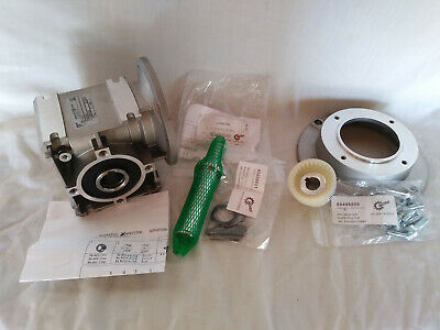 Nord Flexbloc Gear Reducer, Motor Flange Kit, Coupler, Shaft~NEW