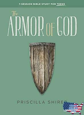 The Armor of God - Teen Bible Study Book, New, Free Ship