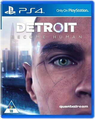 Detroit: Become Human (English / Chi Ver.) for PS4 Sony Playstation 4