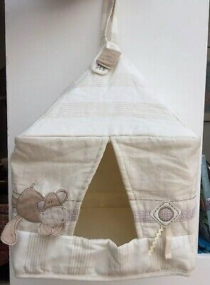 Mamas and Papas Nappy Stacker / House - Excellent Clean Condition