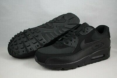 95fc008a96 Nike - Air Max 90 Essential Men's (Sz. 7.5) Triple Black 537384 090