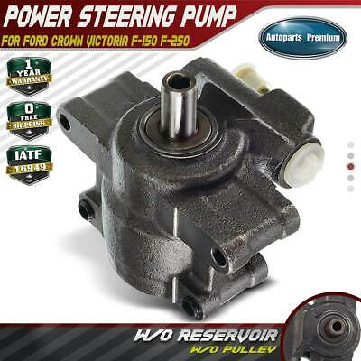 Power Steering Pump for Ford Crown Victoria F-150 F-250 Grand Marquis 20-262