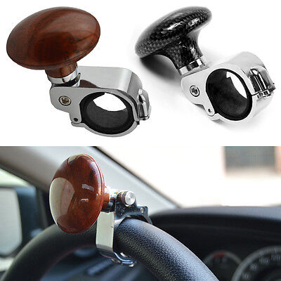 Car Steering Wheel Suicide Spinner Knob Power Handle Easy Turn for Car Boat Best