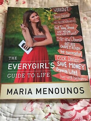 The EveryGirl's Guide to Life by Maria Menounos (Paperback, 2011)
