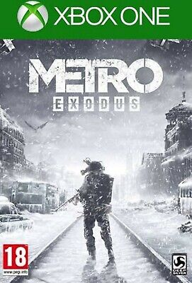 Metro Exodus per XBOX ONE - Codice per Download Digitale
