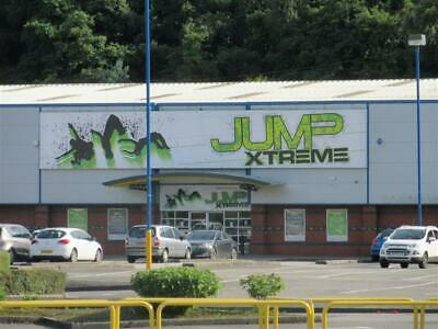 jump extreme bolton 1 hour pass & that fun place 2 hour pass x2