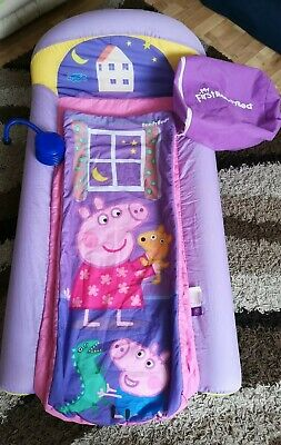 My first ready bed (Peppa Pig)