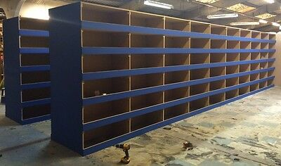 any size industrial racking storage shelving garage office unit workshop