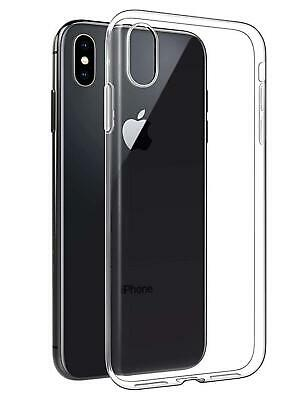 Funda de gel TPU carcasa protectora silicona para movil Iphone XR Transparente