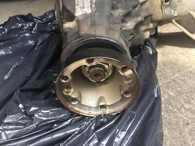 Mercedes Ml W164 Front Diff 2008