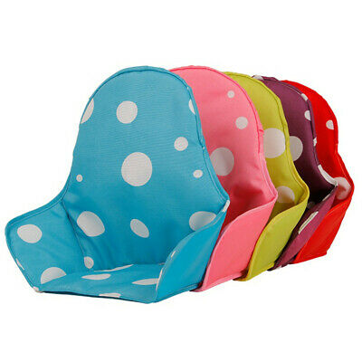 Waterproof Kids Protector High Chair Seat Cushion Dining Chair Liner PracticalHS