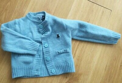girls coats kids clothes size 4 years blue colour good condition