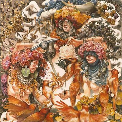 BARONESS GOLD & GREY CD (Released JUNE 14th 2019)