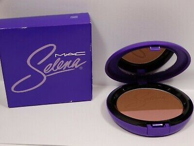New MAC Selena Techno Cumbia Powder Blush Duo Limited Edition