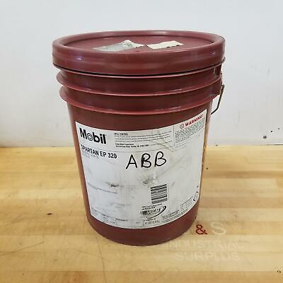 MOBIL SHC 634 Synthetic Bearing and Gear Oil, 5 gallon pail