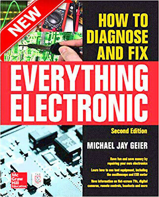 How to Diagnose and Fix Everything Electronic 2nd Ed [E-B OOK]🔥Instant Delivery