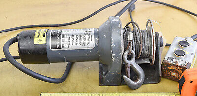 SuperWinch Cable Winch W115 (CTAM #4523)