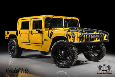 1999 HUMMER H1  1999 Hummer H1 4 Man Hard Top, Rare Configuration, Fully Custome, New Engine!
