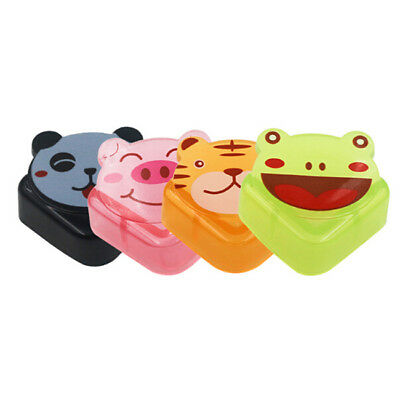 4pc Cute Cartoon Baby Safety Table Desk Corner Protection Cover Edge Protector W