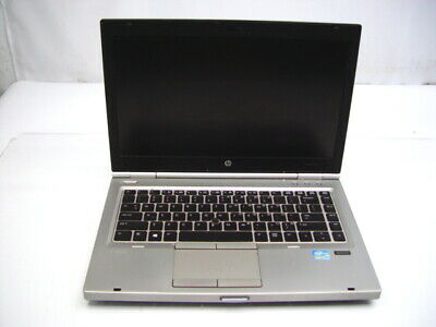 HP EliteBook 8470p PC Laptop, Intel Core i5-3340M 2.70GHz, 4GB