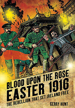 """2 Tickets Easter 1916 """"Blood Upon The Rose"""" Olympia Theatre Dublin Fri 24th May"""