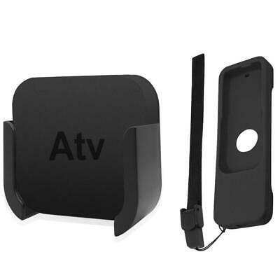 TV Mount Compatible with Apple 4th and 4K 5th Generation, SourceTon black