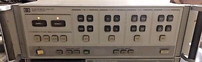 HP Agilent Keysight 85102B IF Detector for 8510B Vector Network Analyzer
