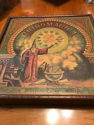 Chiromagica - late 1800's -early 1900's - antique game