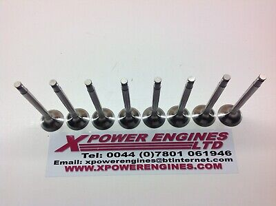 Cosworth Exhaust Valve X8 Ford Sierra Rs500, Escort, Sapphire