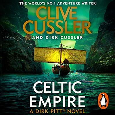Celtic Empire By: Clive Cussler (Audiobook)
