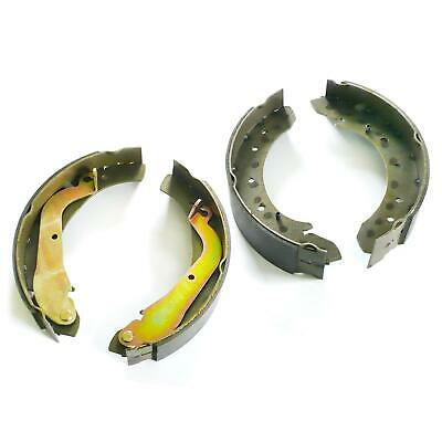 Brake Shoes Set Rear 254x57 Citroen C25 Fiat Ducato Peugeot J5 1800 KG
