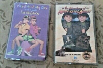Mary-Kate and Ashley Olsen Cassettes