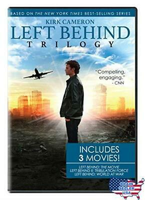 Left Behind Trilogy, New, Free Ship