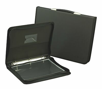 PrimeArt Presentation Case/Art Portfolio with 5 HD Sleeves A1