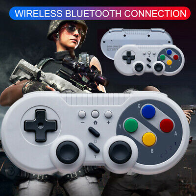 Fit 8Bitdo SF30 Pro Wireless Bluetooth Controlle with Classic Joystick Gamepad