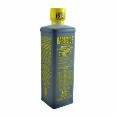 Barbicide 473ml Desinfectante Germicida Virucida Anti-moho Fórmula Barbero Salón