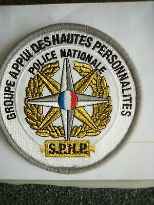 Ecusson Patch Sphp No Police