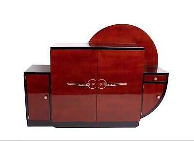 Stunning Modernist French Art Deco Sideboard