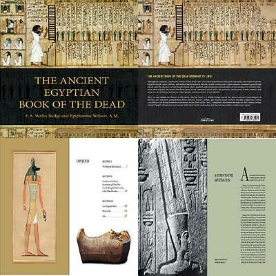 The Ancient Egyptian Book of the Dead: Prayers, Incantations, and Other...