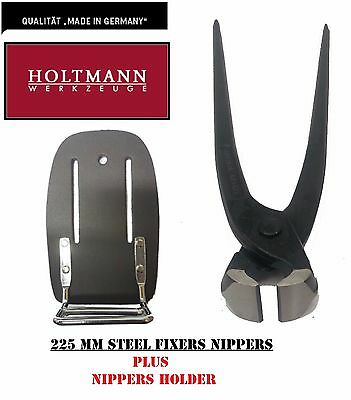 """Normex End Cutter 200mm 8/"""" Top Cutter With Holder"""