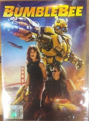 "Dvd ""Bumble Bee"" Il Film Che I Fan Di Transformers Aspettavano Sigillato"