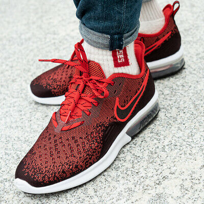 sports shoes 0ff99 bc008 Nike Air Max Sequent 4 Herren Herrenschuhe Sporschuhe Sneaker Schuhe AO4485- 006