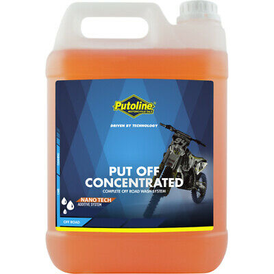 Putoline Put Off Bike Cleaner Motorradreiniger 5 Liter