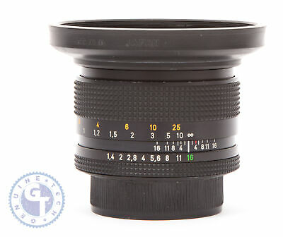 ZEISS Planar T* 50mm f/1.4 Lens for Contax / Yashica