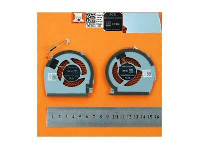 NEW 0NWW0W 0147DX CPU & GPU Cooling Fan For Dell Inspiron 15
