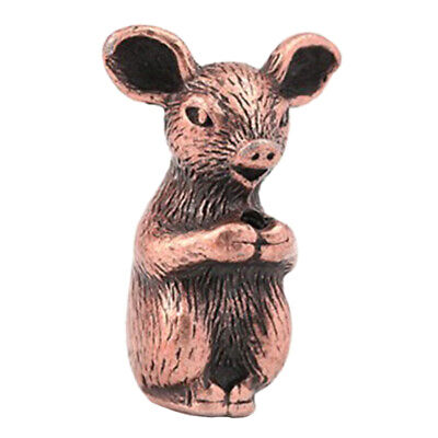 Chinese Zodiac Animals Pig Statute Incense Holder Wealth Lucky Fortune