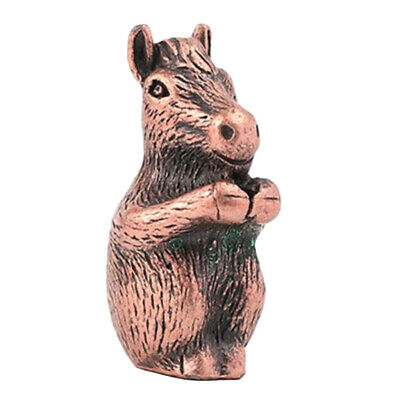 Chinese Zodiac Animals Horse Statute Incense Holder Wealth Lucky Fortune