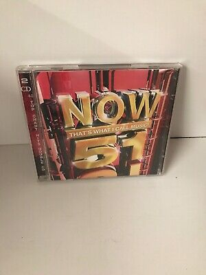 Various Artists - Now That's What I Call Music! Now 51 - Various Artists CD