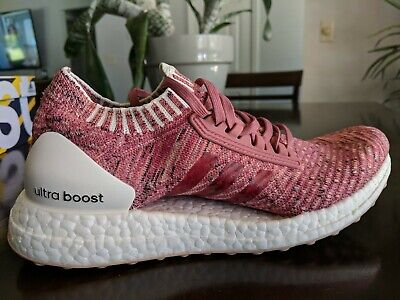 sports shoes ae3da bcc03 Pink New Release ADIDAS ULTRA BOOST women s Running Shoes 9.5 Sneakers Rare