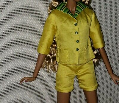 EAST 59th MAI TAI  MADSSEN OUTFIT Fashion Royalty Integrity Toy fashion only new